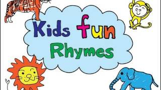Kids Fun Rhyme 1 Animals, DreamEnglish