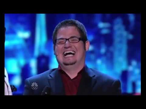Magic Act - Eric Dittelman - America's Got Talent - Episode 20 - Season 7