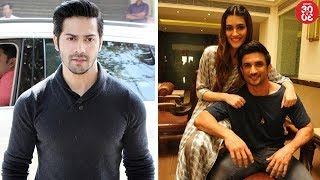 Varun's Special Demand For His Upcoming Films | Sushant Has No Time For Kriti? - ZOOMDEKHO