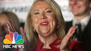 Republican Debbie Lesko Celebrates Apparent Arizona Special Election Win | NBC News - NBCNEWS