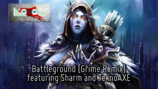 Royalty Free :Battleground [Grime Remix](featuring Sharm and Tek