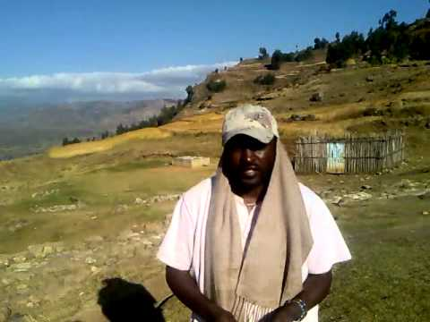 Abune Melketsedek Bishop Of The Ethiopian Orthodox Church At The St
