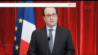 Rafale controversy | French Ex-President Hollande Comments On Rafale Deal | CVR NEWS - CVRNEWSOFFICIAL