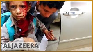 🇾🇪 'Didn't find any remains': Yemen's survivors on deadly bus attack | Al Jazeera English - ALJAZEERAENGLISH