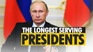Vladimir Putin in the league of longest serving presidents ever - ZEENEWS