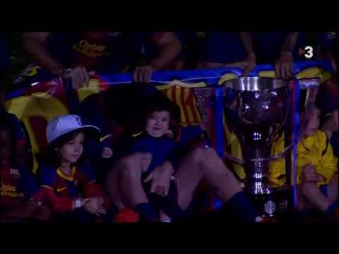 Leo Messi i Thiago Messi - (Leo Messi with his son Thiago) 19-5-2013