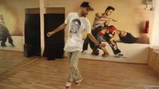Хип-хоп танцы – школа | Урок 5 | Crab, 2 step, Roger Rabbit