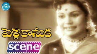 Pelli Kanuka Movie Scenes - Girija Fires On Her Husband    ANR    Krishna Kumari    Gummadi - IDREAMMOVIES