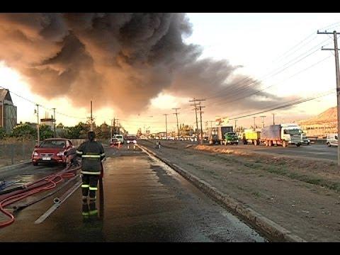 Seremi cursó sumario sanitario a Panimex por mal manejo ante incendio