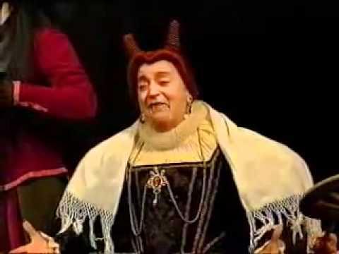 Roberto De Simone   La Gatta Cenerentola   05 Primo  Canzone dei sette mariti