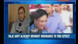 Congress attacks Raje government, boycotts Rajasthan assembly - NEWSXLIVE