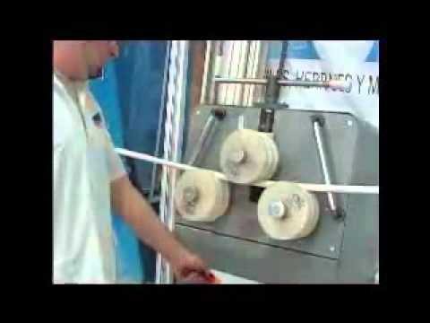 Utilaje tamplarie aluminiu: Masina de curbat BENDA