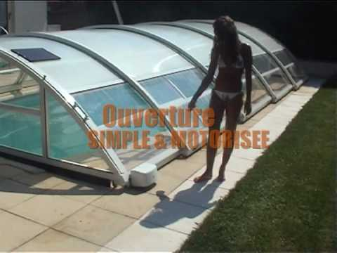 Related video for Abri piscine waterair