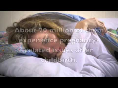 Millenium Development Goal 5- Improving Maternal Health (Infomercial) FULL