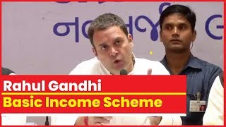 Rahul Gandhi on Basic Income Guarantee Scheme: 20 per cent of poor will get Rs 6,000 per month - NEWSXLIVE