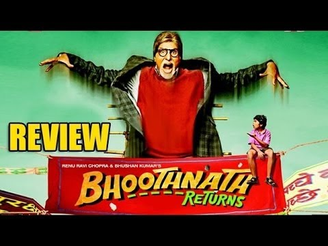Bhoothnath Returns | Full Movie Review | Amitabh Bachchan | Parth Bhalerao | Boman Irani