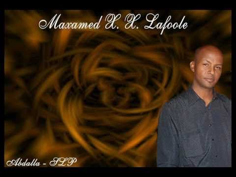 Somali Lyrics - Song - Hiloow - By Lafoole