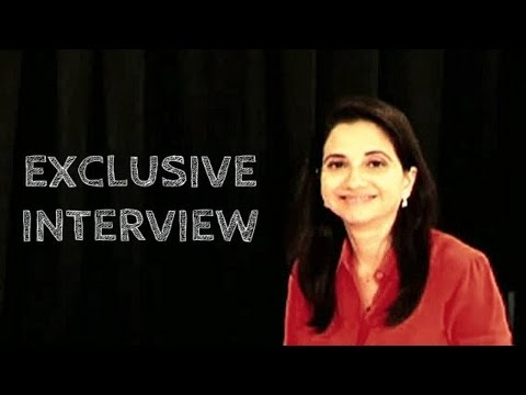 EXCLUSIVE INTERVIEW - Anupama Chopra - Film Critic