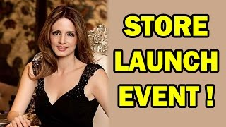 Suzzane Khan On Her Store Launch Event - EXCLUSIVE - ZOOMDEKHO