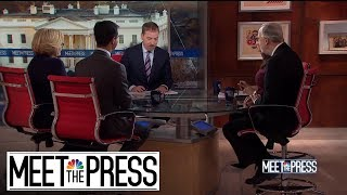 Full Panel: Special Counsel Robert Mueller Submits His Final Report | Meet The Press | NBC News - NBCNEWS