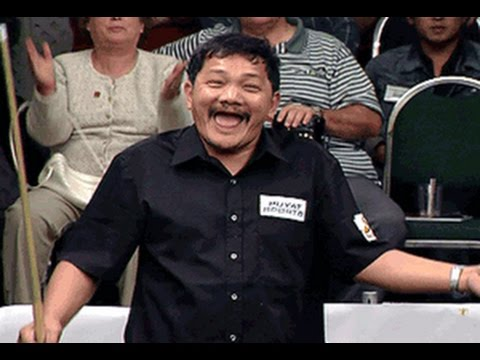 "EFREN REYES - ""The Magician"" Featured in the upcoming documentary FROM HUSTLER TO CHAMPION"