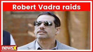 ED raids in Delhi, Bengaluru on 3 people linked to Vadra - 'Daamad' flashpoint before 2019? - NEWSXLIVE
