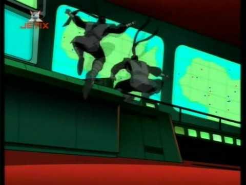 TMNT PL Wojownicze Żółwie ninja 2003 - Powrót do Nowego Jorku cz1 01E21