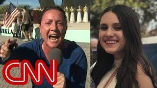 Victim's mother: President Trump please do something! - CNN