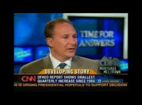 CNN House Call Credit Crisis 09.01.07