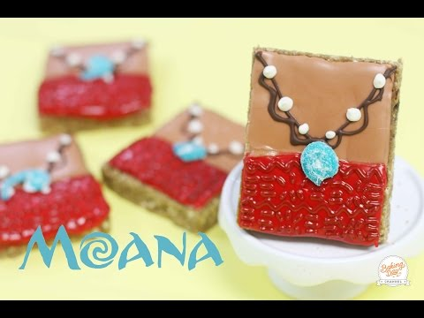 GALLETAS DE MOANA (SIN HORNO) - BAKING DAY