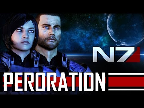 Mass Effect 3 -a- Peroration v.1.0 (Fan Tribute)