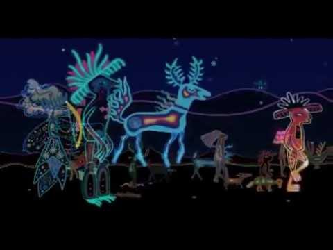Cuentos Huicholes de la creacion..wmv