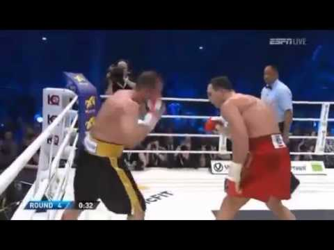 Wladimir Klitschko vs Francesco Pianeta  Full Fight 0405. 2013