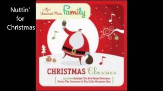 Art Mooney, Barry Gordon - Nuttin' for Christmas - YouTube