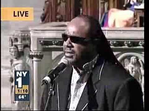 luther vandross funeral pictures