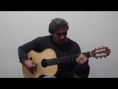 Hugo Escalante, guitarrista de jazz y flamenco