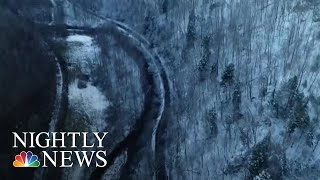 Rescuers Racing Against Time To Find 3 People Trapped In West Virginia Mine | NBC Nightly News - NBCNEWS