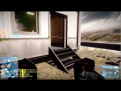 Battlefield 3 Colonel 99-100 with Defibs ONLY!