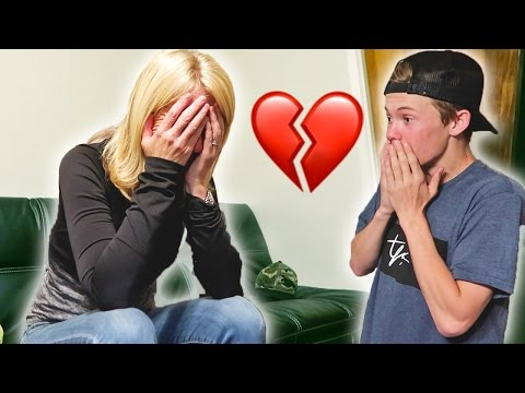 I MADE MY OWN MOTHER CRY... *EMOTIONAL*