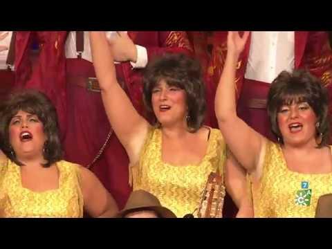 Sesión de Semifinales, la agrupación Vive, sueña, canta actúa hoy en la modalidad de Coros.