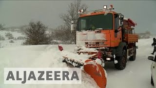 Italy: Dozens feared dead after avalanche hits hotel - ALJAZEERAENGLISH