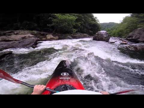 Section 4 Kayaking River Scum