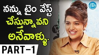 Actress Chitra Shukla Exclusive Interview Part #1 || #MaaAbbayi || Talking Movies With iDream - IDREAMMOVIES