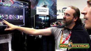 Warhammer Online, Wrath of Heroes Interview | Comic Con 2012
