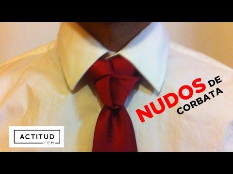 Nudo de corbata -- cómo atar una corbata