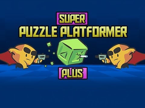 Super Puzzle Platform Plus - FLASH FRIDAY