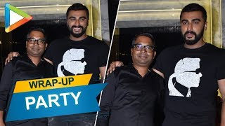 Arjun Kapoor at the WRAP-UP party of the film INDIA'S MOST WANTED - HUNGAMA