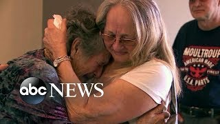 Woman reunited with mother, 88, after using DNA kit - ABCNEWS
