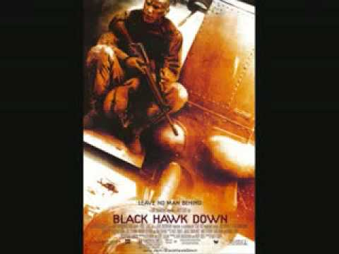 black hawk down sountracks - nobody ask to be a hero