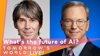 LIVE: Q&A with Professor Brian Cox - What's the future of artificial intelligence? - BBC